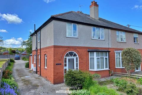 3 bedroom semi-detached house for sale - Borthyn, Ruthin