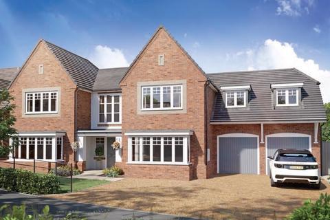 5 bedroom detached house for sale - Plot 4, Asbury Grange