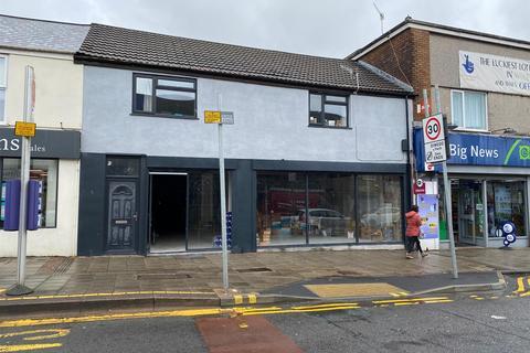 Retail property (high street) to rent - Woodfield Street, Morriston, Swansea