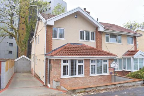 4 bedroom semi-detached house for sale - Beaconsfield Way, Sketty, Swansea