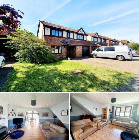 4 bedroom detached house for sale - Clos Y Nant, Gorseinon, Swansea