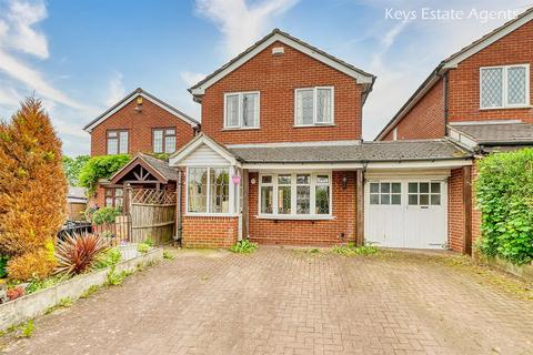 3 bedroom detached house for sale - Sandon Road, Cresswell