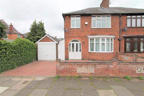 3 bedroom semi-detached house for sale - Broadway Road, Evington, Leicester LE5