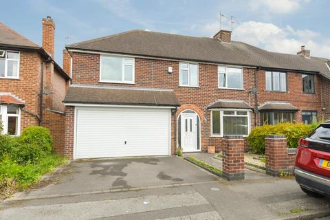 4 bedroom semi-detached house for sale - Chesterfield Drive, Burton Joyce, Nottingham NG14