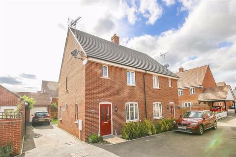 3 bedroom semi-detached house to rent - Drayhorse Crescent, Woburn Sands, Milton Keynes, Bucks