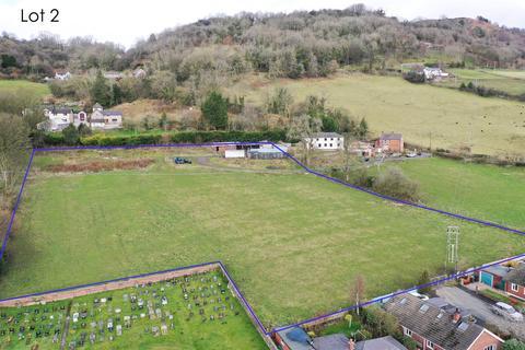 Land for sale - Cymau, Wrexham