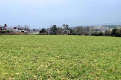 Land to rent - Cheddleton, Leek, Staffordshire