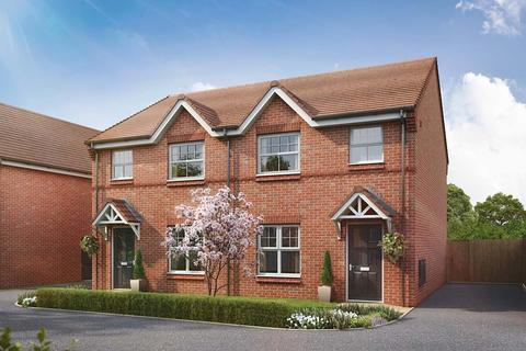 3 bedroom semi-detached house for sale - The Gosford - Plot 122 at Mulberry Lane, Mulberry Lane, Langley Lane M24