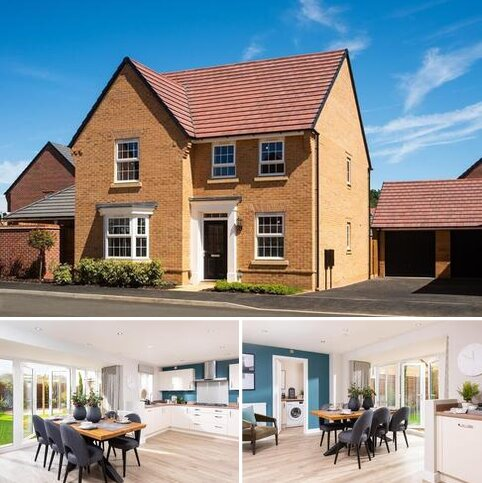 4 bedroom detached house for sale - Plot 182, Holden at The Wickets, Earls Barton, Main Road, Earls Barton, NORTHAMPTON NN6