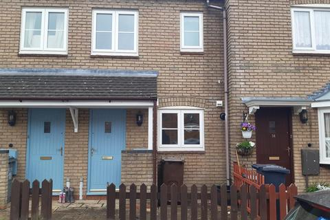 2 bedroom terraced house to rent - Calcutt Way, Shirley, Solihull