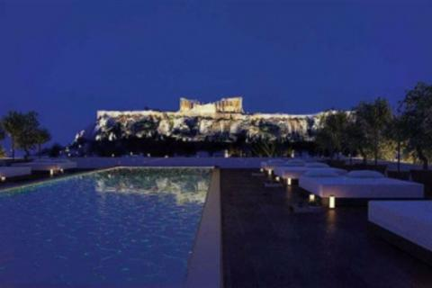 Block of apartments - Greece, Athens