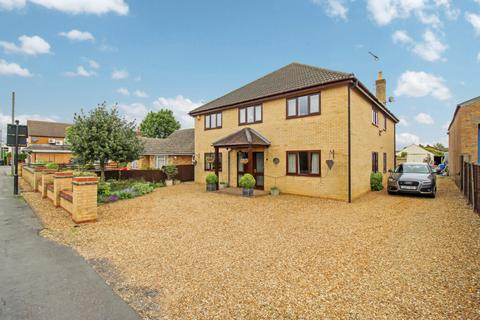 5 bedroom detached house for sale - Guntons Road, Newborough, Peterborough, PE6 7QW