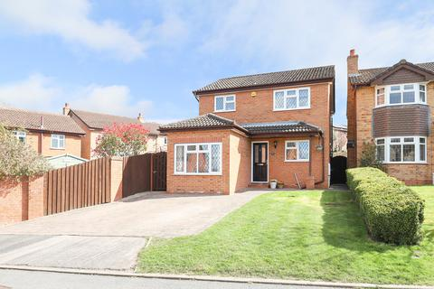 3 bedroom detached house for sale - Stanwood Drive, Chesterfield