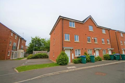 4 bedroom end of terrace house to rent - Signals Drive, Coventry, CV3 1QS
