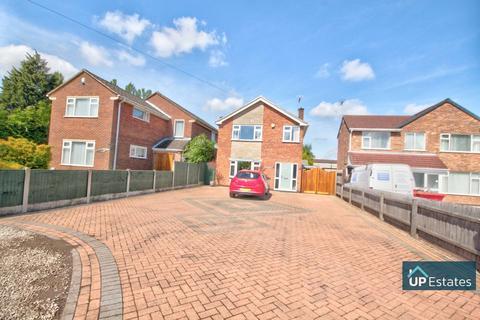 3 bedroom detached house for sale - Nutts Lane, Hinckley
