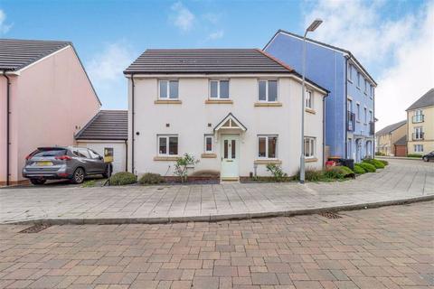 3 bedroom detached house for sale - Bessemer Drive, Newport, Newport, NP19