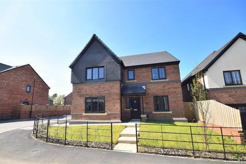 4 bedroom detached house for sale - Leighfield Drive, Burdon Rise, Sunderland