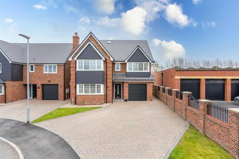 5 bedroom detached house for sale - St. Davids Park, Cramlington