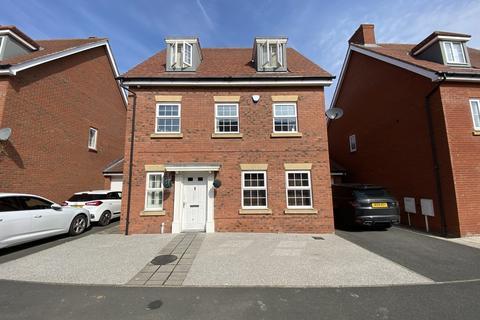 5 bedroom detached house for sale - Johnsons Road, Fernwood