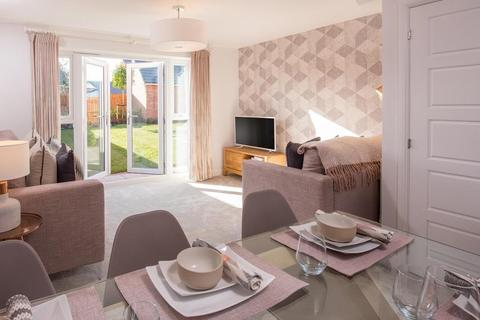 3 bedroom terraced house for sale - Plot 139, Norbury at Barratt Homes @ Brunel Quarter, Station Road, Chepstow, CHEPSTOW NP16