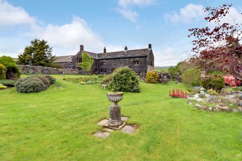 4 bedroom country house for sale - Lee Cottage, Lee Lane, Todmorden OL14 6HS