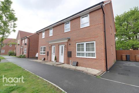 3 bedroom semi-detached house for sale - Brutus Court, Lincoln