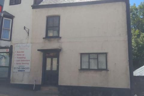 2 bedroom terraced house for sale - High St, St Asaph LL17