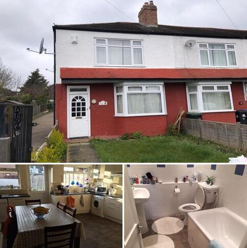 3 bedroom flat to rent - Temple Gardens, Winchmore Hill
