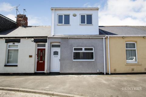 3 bedroom cottage for sale - Edward Burdis Street, Monkwearmouth, Sunderland, SR5 2RU