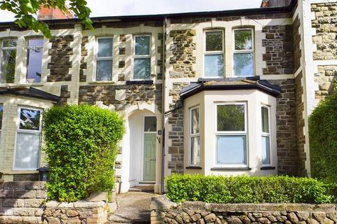 3 bedroom terraced house for sale - Stacey Road, Roath. CF24 1DR