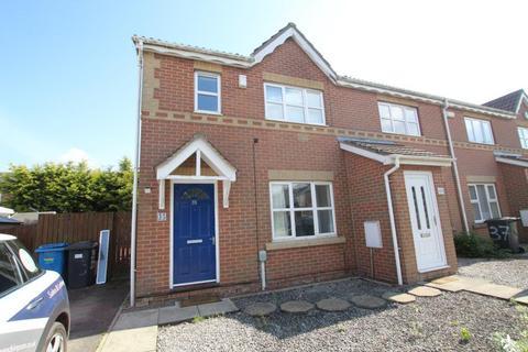 3 bedroom semi-detached house to rent - Sailors Wharf, Hull, HU9 1UJ