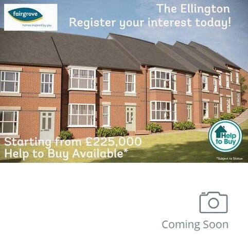 3 bedroom townhouse for sale - The Ellington at Nine Corners, Nine Corners NG16
