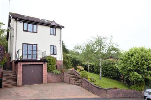 4 bedroom detached house for sale - Ffos-Y-Fran, Bassaleg, Newport. NP10 8LU