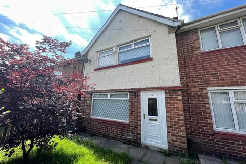 3 bedroom terraced house to rent - Gardiner Square, Sunderland, SR4 9PR