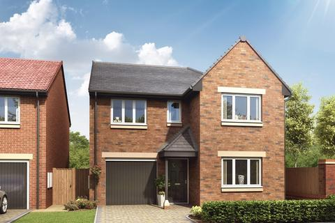 4 bedroom detached house for sale - Plot 45, The Lime at Churchfields, Off silkworth Road SR3