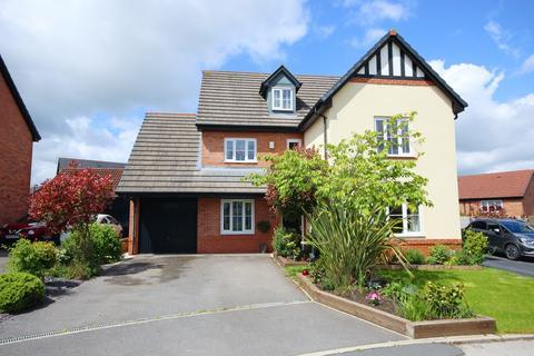 5 bedroom detached house for sale - Balmoral Close,  Cuddington, CW8
