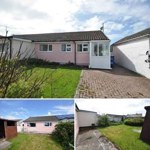 2 bedroom semi-detached bungalow for sale - Francis Avenue, Fairbourne, Gwynedd, Wales