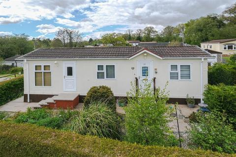 1 bedroom mobile home for sale - The Glade, Caerwnon Park, Builth Wells, LD2 3YE