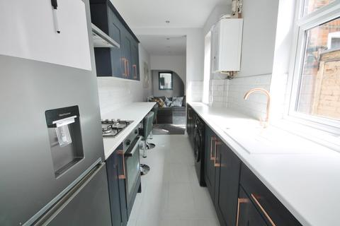 4 bedroom terraced house to rent - Tewkesbury Street, Leicester