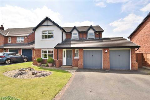 4 bedroom detached house for sale - The Dell, Heapey, Chorley