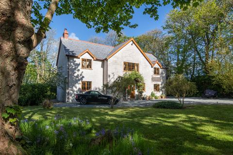 5 bedroom detached house for sale - Welsh Hook, Wolfscastle, Haverfordwest, Pembrokeshire, SA62