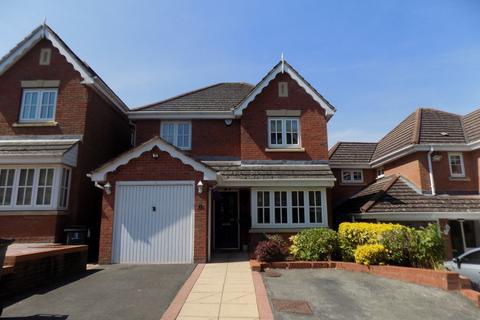 4 bedroom detached house to rent - Longmore Close, Sutton Coldfield