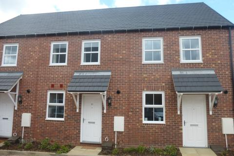 2 bedroom terraced house to rent - Hobby Road