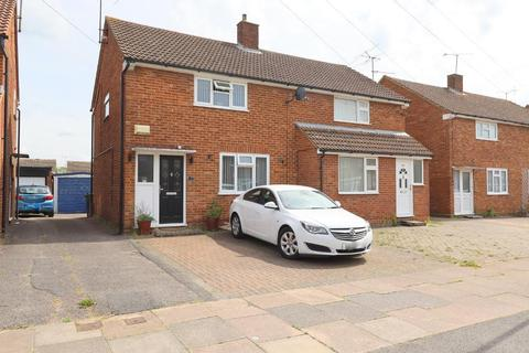 3 bedroom semi-detached house for sale - Chesford Road, Putteridge, Luton, Bedfordshire, LU2 8DP