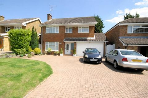 4 bedroom detached house to rent - Old Bedford Road, Luton