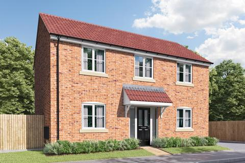 4 bedroom detached house for sale - Plot 27, The Knightley at Bracebridge Manor, Westminster Drive, Bracebridge Heath LN4