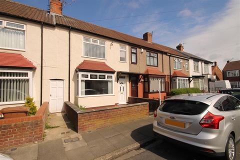 3 bedroom terraced house to rent - Ashgrove Avenue, Hartlepool