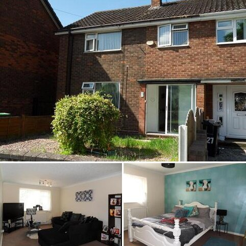 3 bedroom semi-detached house to rent - MONK CLOSE, TIPTON