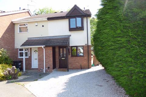 2 bedroom semi-detached house to rent - Purdy Meadows, Sawley, NG10 3DJ