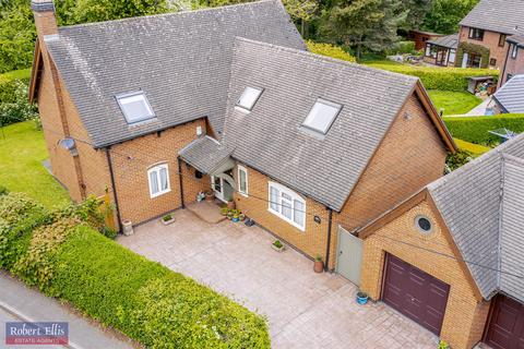 5 bedroom detached house for sale - Apple Barn, Quarry Hill Stanton By Dale
